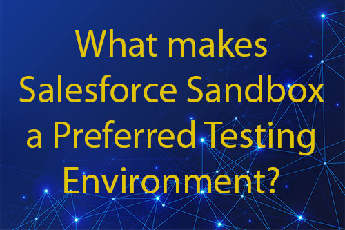 What makes Salesforce Sandbox a Preferred Testing Environment