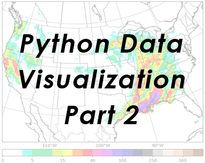 Python Data Visualization Part 2
