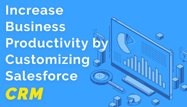 Increase Business Productivity by Customizing Salesforce CRM